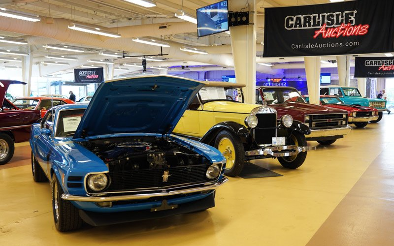 Fall Carlisle Auction 2020