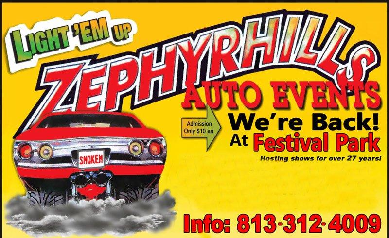 Zephyrhills Car Show