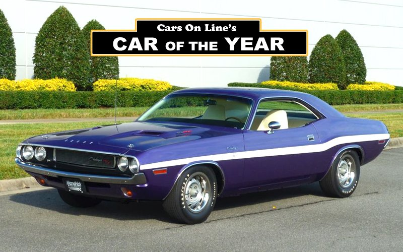 2020 CAR of the YEAR