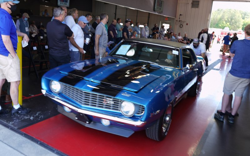 Spring Raleigh Classic Car Auction