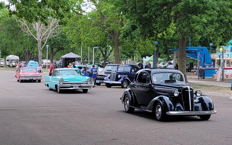 Back to the 50s Weekend 2021
