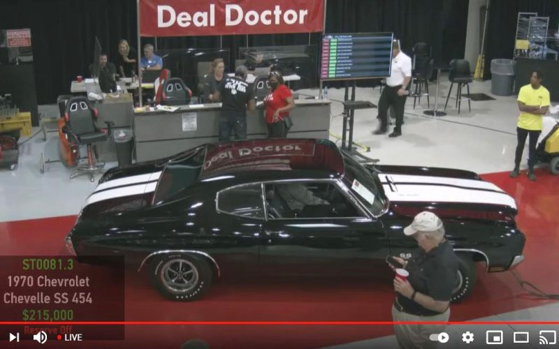Top sale at the GAA Classic Auction Summer Edition