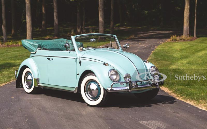 Top Ten Collector Cars Ready to Breakout